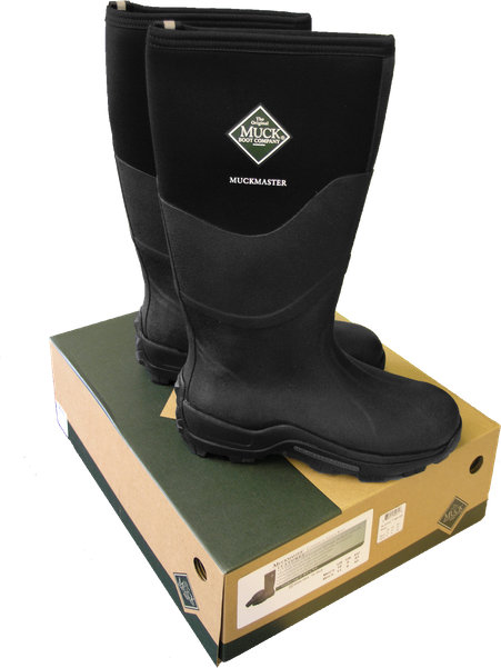 Extra image of Muck Boot - Muckmaster - Black - UK 12 / EURO 47